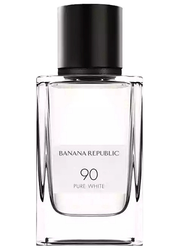 Icon Collection 90 Pure White Unisex fragrance by Banana Republic