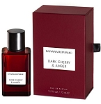 Icon Collection Dark Cherry & Amber  Unisex fragrance by Banana Republic 2019