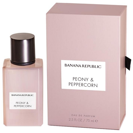 Icon Collection Peony & Peppercorn Unisex fragrance by Banana Republic