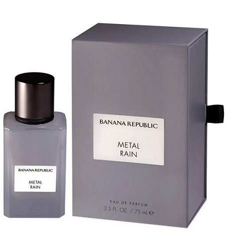 Icon Collection Metal Rain Unisex fragrance by Banana Republic