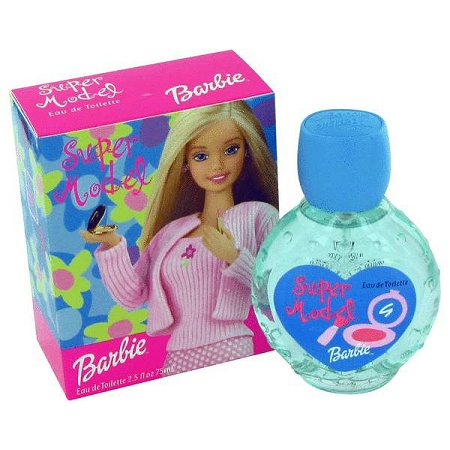 Super Model perfume for Women by Barbie