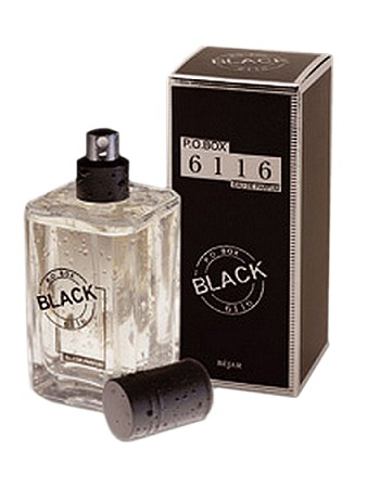 P.O. Box Black 6116 cologne for Men by Bejar