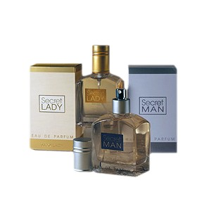 Secret Lady perfume for Women by Bejar