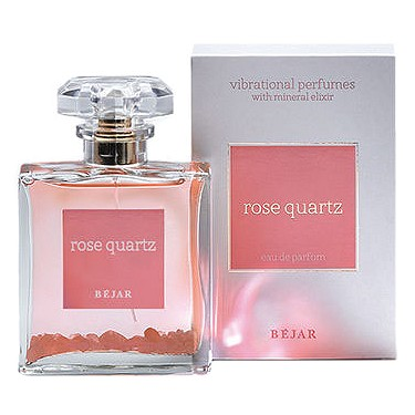 Vibrational Mineral Elixir Rose Quartz perfume for Women by Bejar