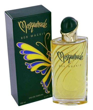 Masquerade perfume for Women by Bob Mackie