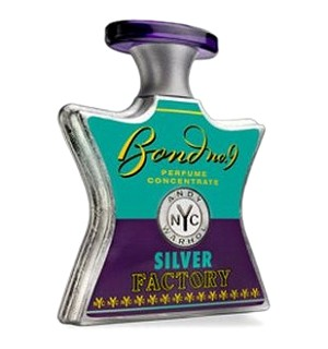 Andy Warhol Silver Factory Unisex fragrance by Bond No 9