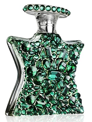 New York Musk Emerald Swarovski Shooting Star Unisex fragrance by Bond No 9