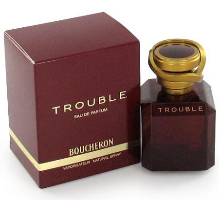 Trouble perfume for Women by Boucheron
