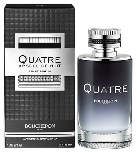 Quatre Absolu de Nuit cologne for Men by Boucheron
