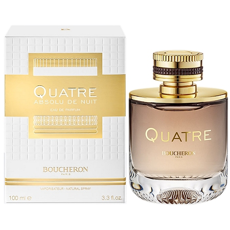 Quatre Absolu de Nuit perfume for Women by Boucheron