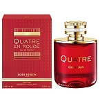 Quatre en Rouge perfume for Women by Boucheron