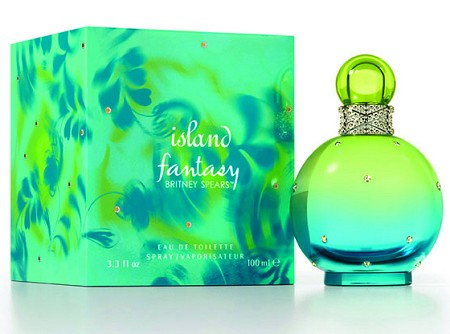 Island Fantasy perfume for Women by Britney Spears