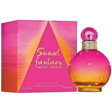 Sunset Fantasy perfume for Women by Britney Spears