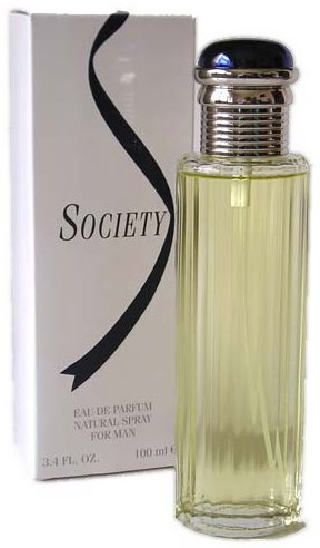 Society cologne for Men by Burberry