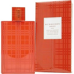 Burberry Brit Red perfume for Women by Burberry