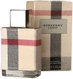 London perfume for Women by Burberry