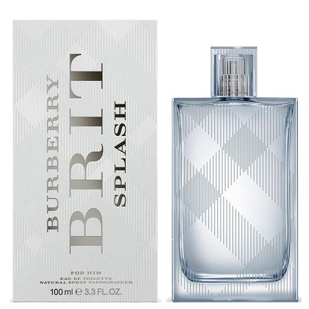 Burberry Brit Splash cologne for Men by Burberry