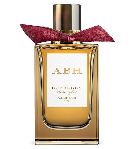 Bespoke Amber Heath Unisex fragrance by Burberry