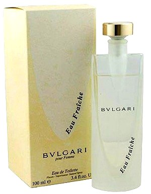 Eau Fraiche perfume for Women by Bvlgari
