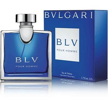BLV cologne for Men by Bvlgari