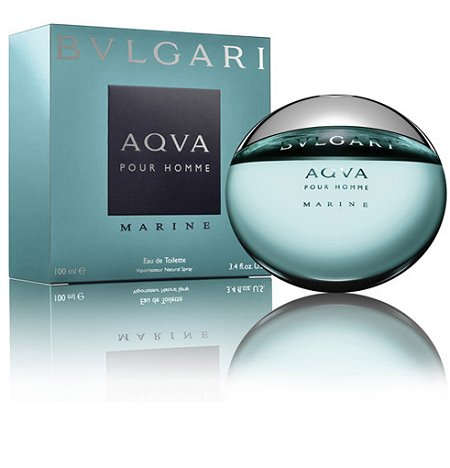 Aqua Marine cologne for Men by Bvlgari
