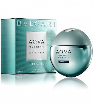 Aqva Marine Toniq cologne for Men by Bvlgari