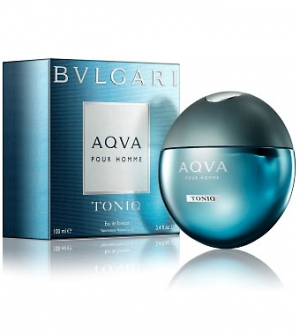 Aqva Toniq cologne for Men by Bvlgari