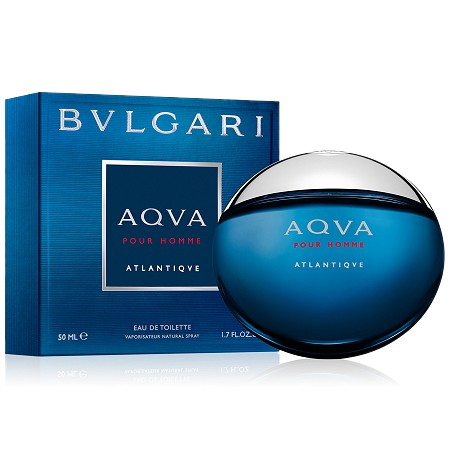 Aqva Atlantiqve cologne for Men by Bvlgari