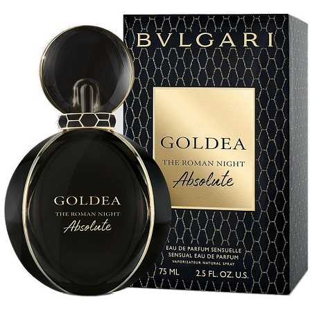 Goldea The Roman Night Absolute perfume for Women by Bvlgari