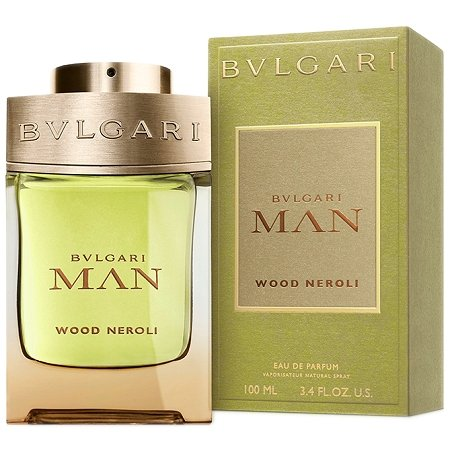 Man Wood Neroli cologne for Men by Bvlgari