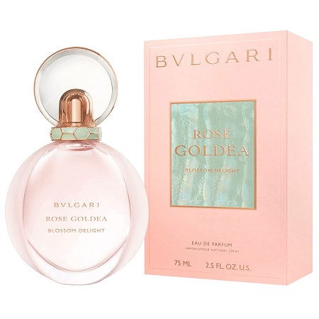 Rose Goldea Blossom Delight perfume for Women by Bvlgari