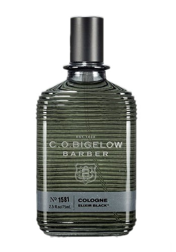 Barber Cologne Elixir Black cologne for Men by C.O.Bigelow
