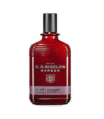 Barber Cologne Elixir Red cologne for Men by C.O.Bigelow