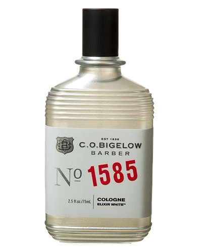 Barber Cologne Elixir White cologne for Men by C.O.Bigelow