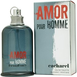 Amor cologne for Men by Cacharel