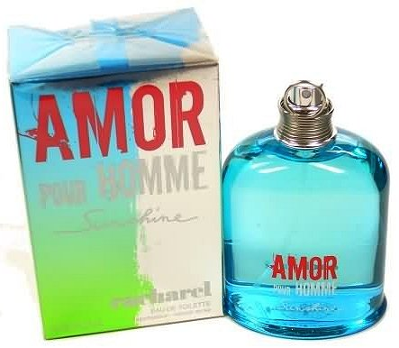 Amor Sunshine cologne for Men by Cacharel
