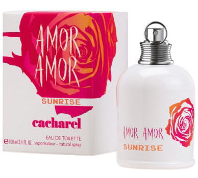 Amor Amor Sunrise perfume for Women by Cacharel