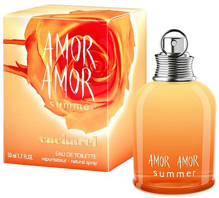 Amor Amor Summer 2012 perfume for Women by Cacharel