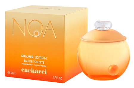 Noa Summer 2012 perfume for Women by Cacharel