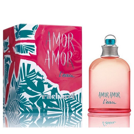 Amor Amor L'Eau 2015 perfume for Women by Cacharel