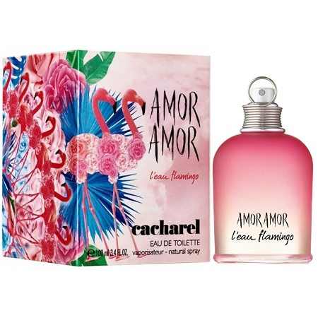 Amor Amor L'Eau Flamingo perfume for Women by Cacharel