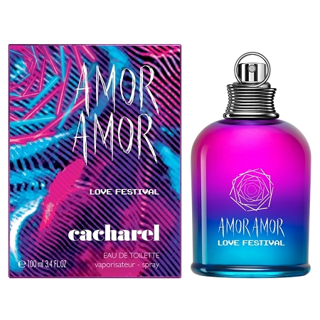 Amor Amor Love Festival perfume for Women by Cacharel