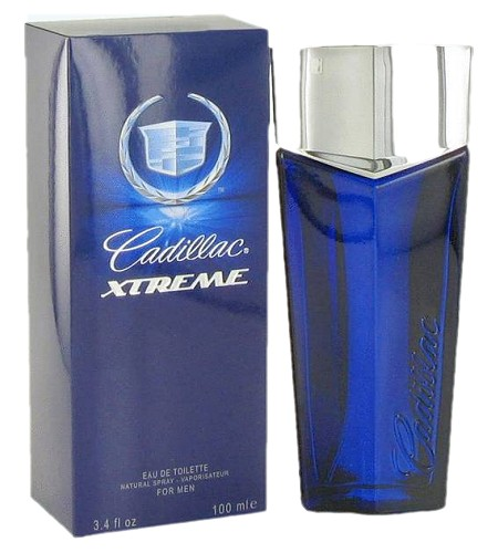 Cadillac Xtreme cologne for Men by Cadillac