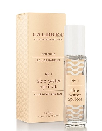 No 1 Aloe Water Apricot perfume for Women by Caldrea