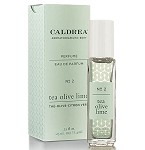 No 2 Tea Olive Lime  perfume for Women by Caldrea 2013