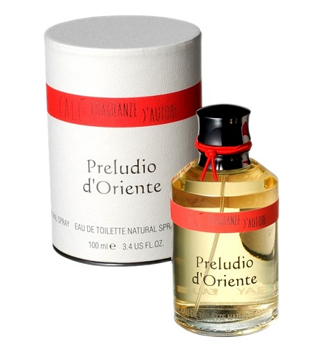 Preludio d'Oriente Unisex fragrance by Cale Fragranze d'Autore