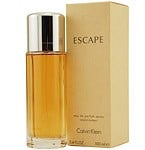 Escape  perfume for Women by Calvin Klein 1991