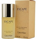 Escape  cologne for Men by Calvin Klein 1993
