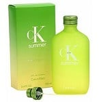 CK One Summer 2004  Unisex fragrance by Calvin Klein 2004