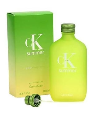 CK One Summer 2004 Unisex fragrance by Calvin Klein